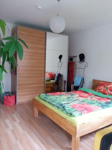1-Zimmer in der Tübinger Weststadt
