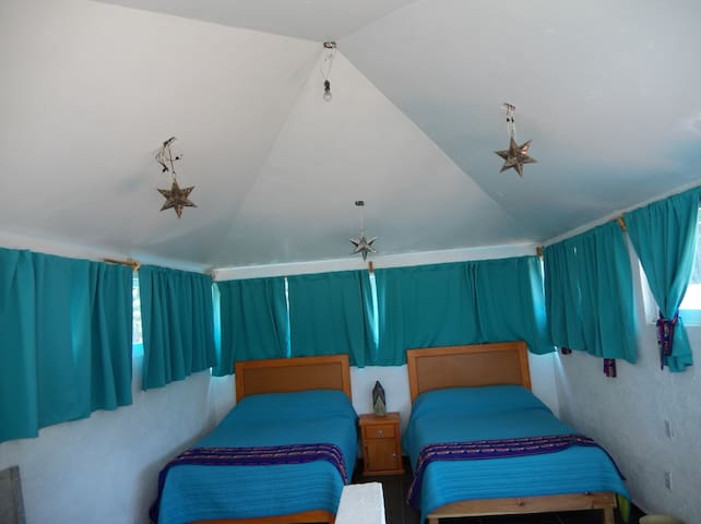 Habitacion citlali Casa Culhuac