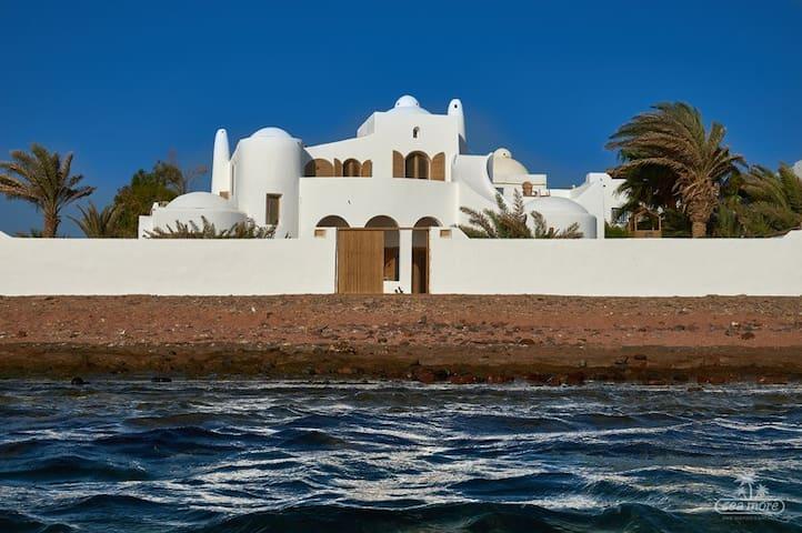 villa whitehouse dahab