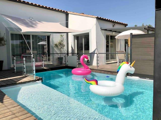 Magnifique villa en Petite Camargue