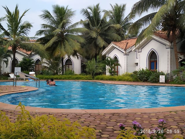 SANA - A peaceful 1 BHK holiday home