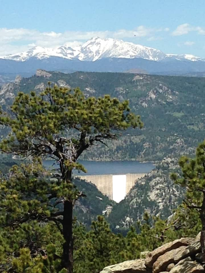 Colorado Quartz Mountain Ranch & Lodge - 1st floor