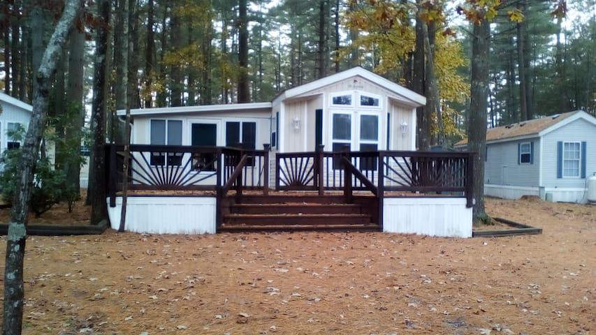 Egg Harbor River Resort: Lot 43