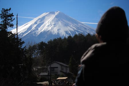 Amazing Mt.FUJI and Country side experiences! - Fujiyoshida-shi - Chambres d'hôtes