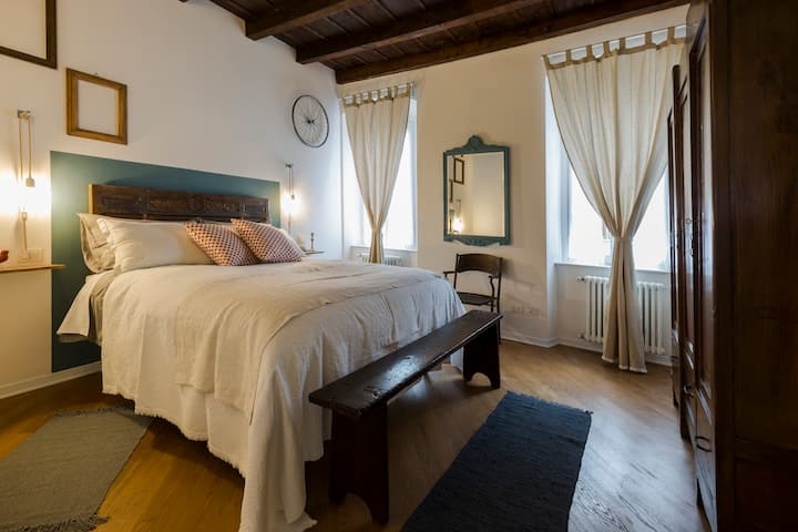 Charming house in the heart of Bergamo