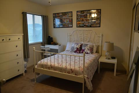 Large Room w/All Amenities!