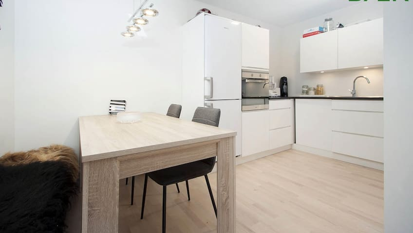 Tora´s bright and comfortble two bedroom apartment - Reykjavík - Apartament