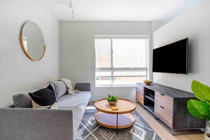 By MySuite - West LA  One Bedroom Apartment