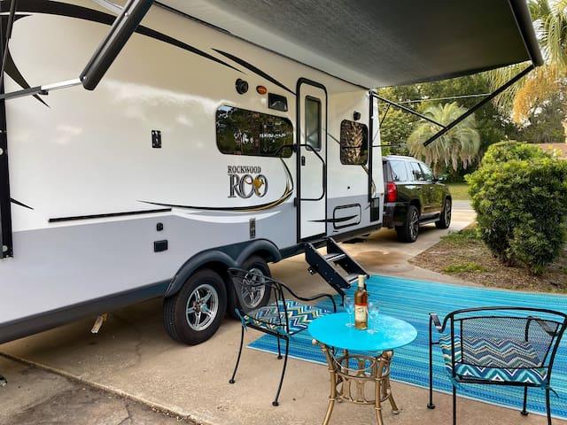 Campsite 2 miles to Mount Dora!! Bring your RV!