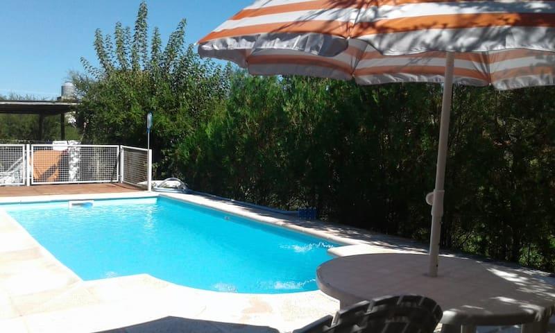 Cabañas Villa Paraíso Mina Clavero