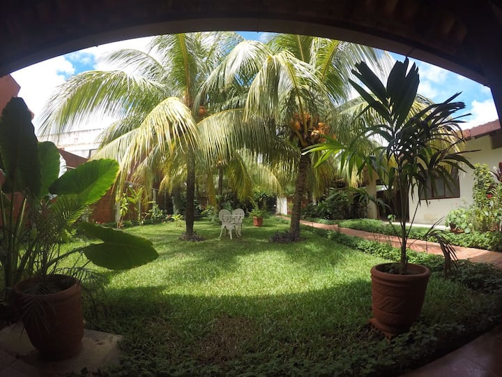 Villa los Cocos: Tres habitaciones
