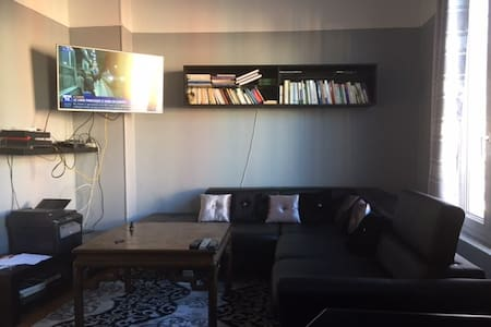appartement a Aubervilliers - Aubervilliers