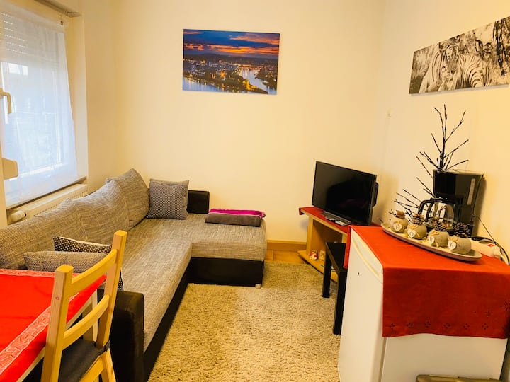 Cozy little Apartment in Koblenz Neuendorf