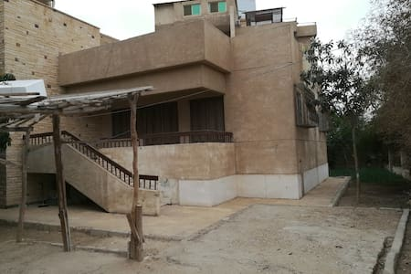 Villa 29-Fifth district-Street2-October city-Egypt