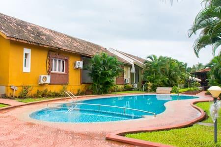 Goa Anjuna Villa 28 - Anjuna