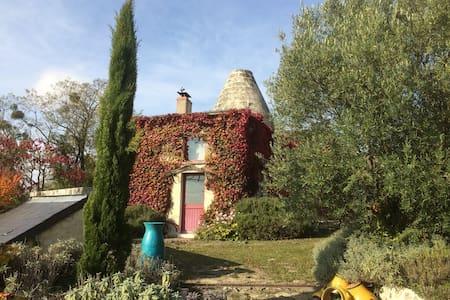L' ANTIQUE MOULIN DU CRUCHON - Beaumont-en-Véron - Hus