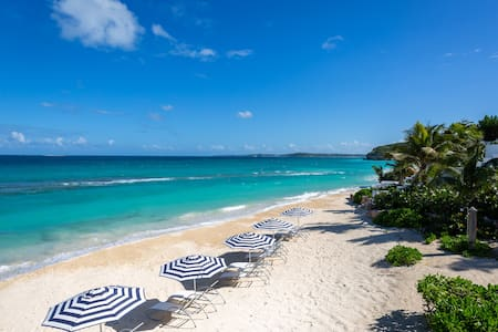 Sand Villa: Privacy, Secluded Beach, Butler + More