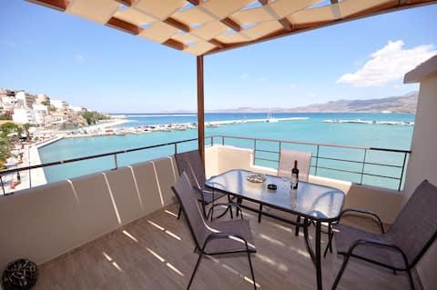 Limani House TOP Localização - Vista Incrível