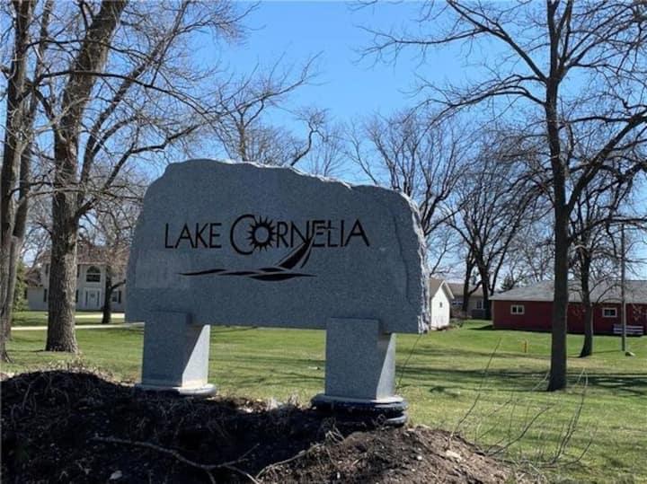 2 bedroom condo at Lake Cornelia