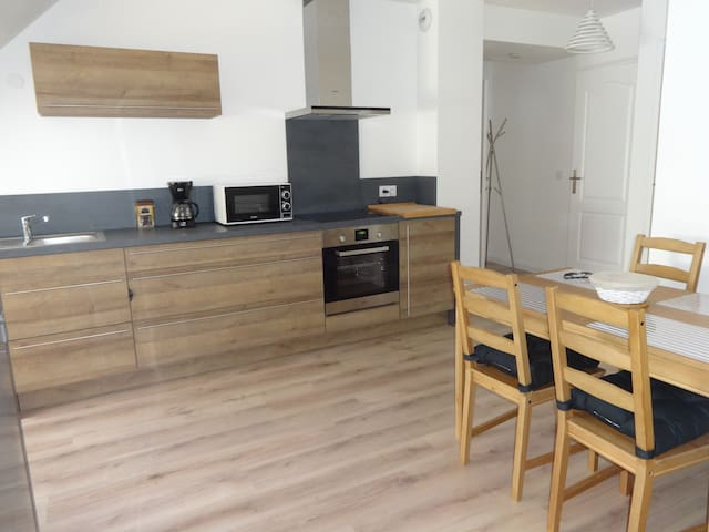 Très bel appartement refait à neuf...