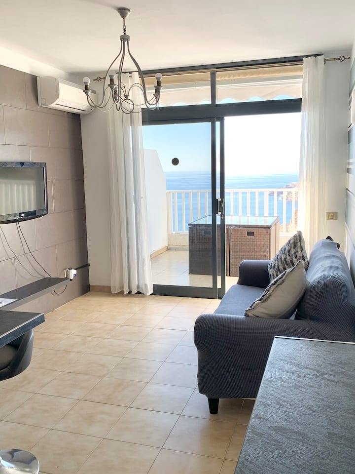 Apartment with amazing views over Amadores