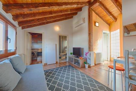 PUERTA DEL SOL GORGEOUS PENTHOUSE (WIFI&A/C) - Madrid - Apartment