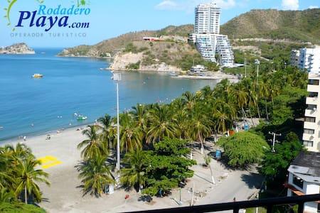 Arriendos Rodadero Playa - Santa Marta (Distrito Turístico Cultural E Histórico) - Appartement