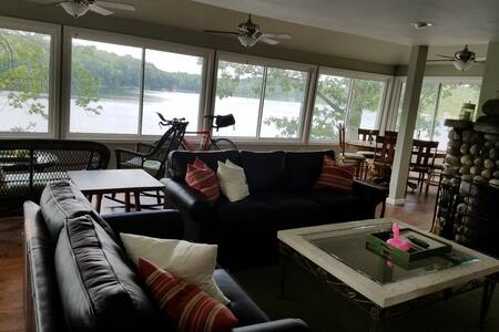 Secluded All-Sports Lakefront in Recreation Area