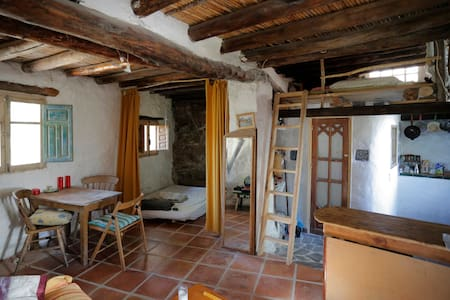 Eco-cottage on lovely organic farm, Las Alpujarras - Bayacas, Órgiva - 獨棟