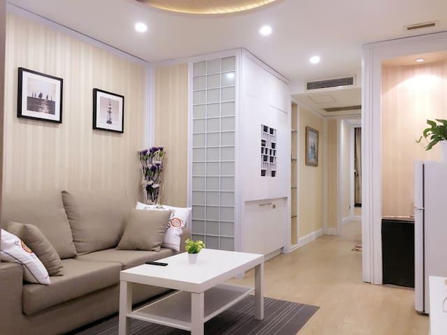 提供高品质服务、享受品质生活、最优质的地段、包服务 - Shanghai - Appartement