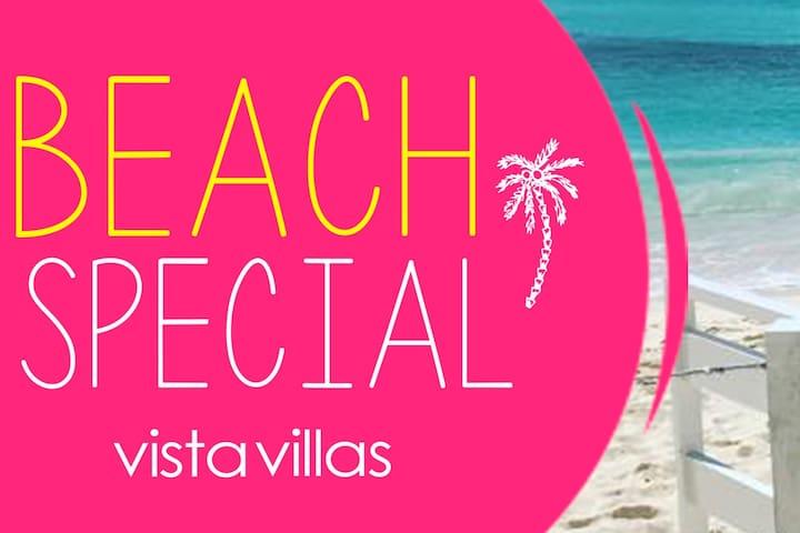 VILLAS ON THE BEACH (10 apartments)