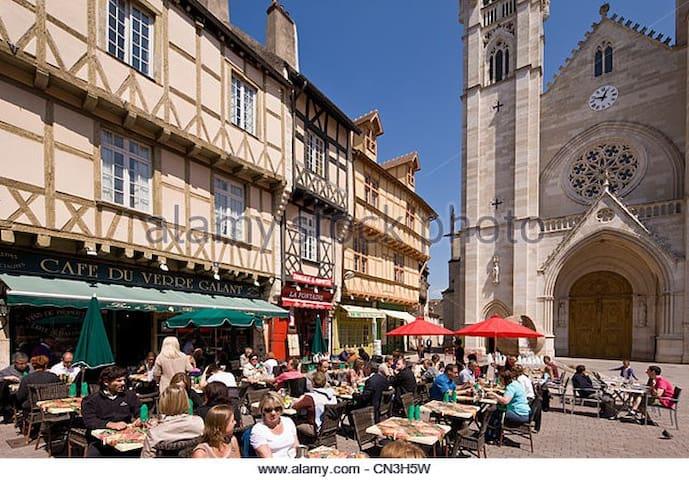Location à la carte, accueillant, confortable... - Chalon-sur-Saône - Appartement
