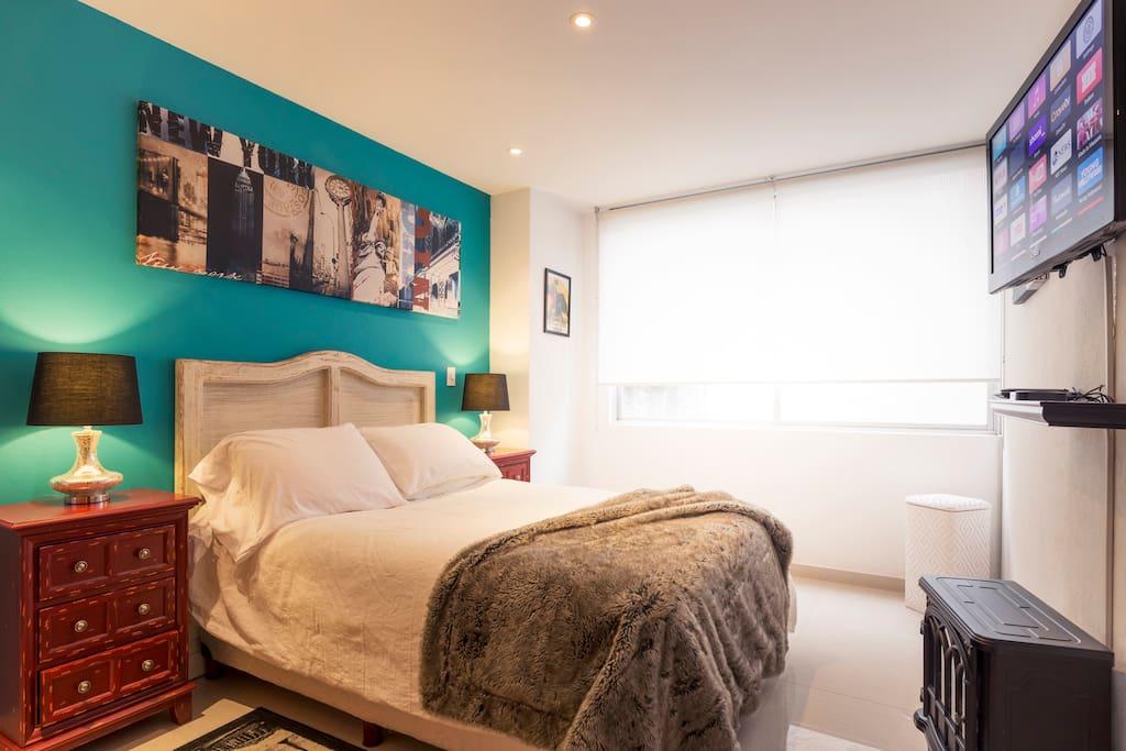 Apartment 201 - room 2