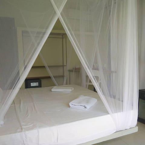 Deluxe Double Room in cosy hotel in  Galle Fort