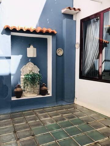 Terrasse // Terrace