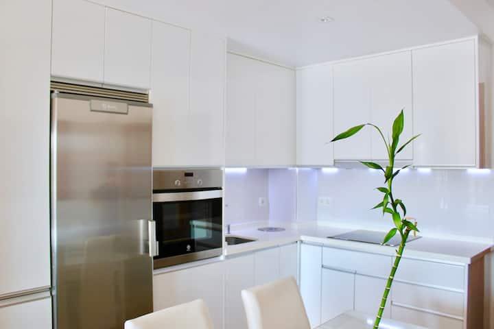 Genial Apartamento PARKING INCLUIDO y WIFI