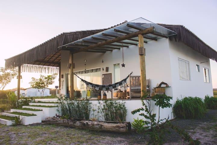 Karabe-Bae, um paraíso em Algodões, Maraú, Bahia
