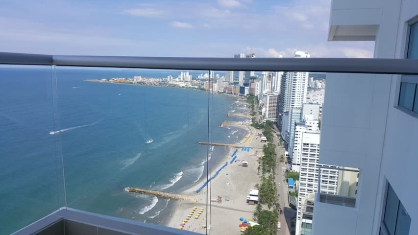 Beach View Apartment 3102