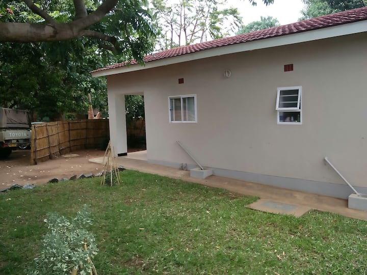 The Lime House at Mabuya Camp