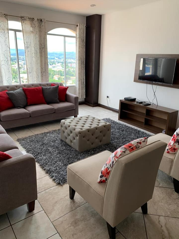 Best Location-Las Lomas View-Equipped 2 bedroomA30
