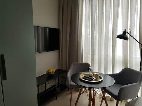 Lindo apartamento estúdio em Cesareia