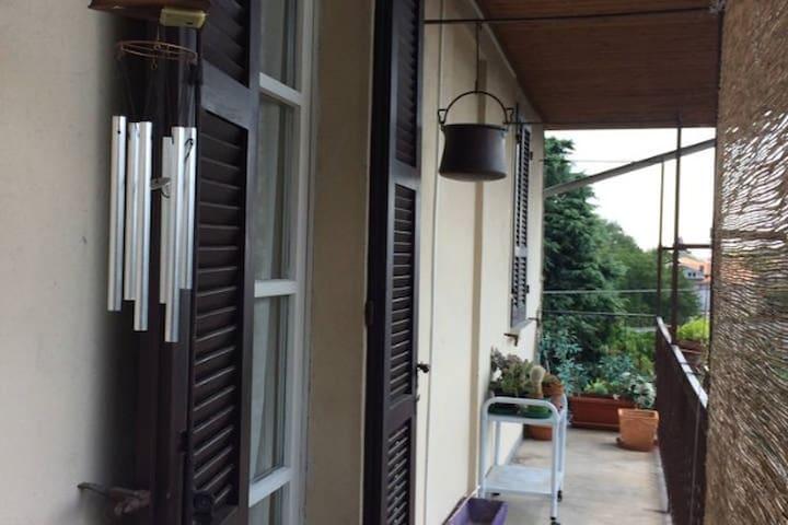 Stanza privata in appartamento - Borgomanero - Apartment