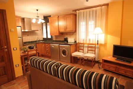 Apartamento rustico en el centro - Camprodon - Pis