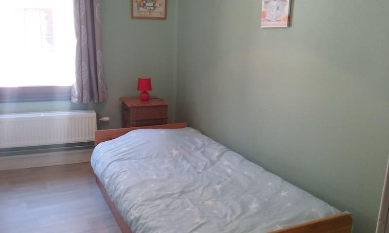 Petite pièce pour dormir près des Rochers Bayards
