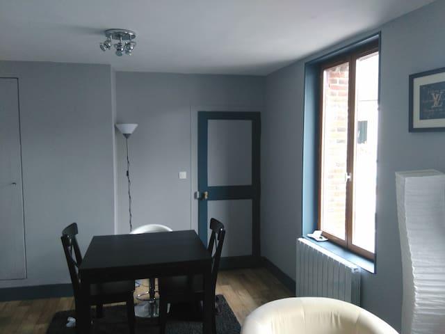 Appartement rénové lumineux
