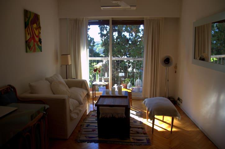 Beautiful apartment in Cañitas, Palermo