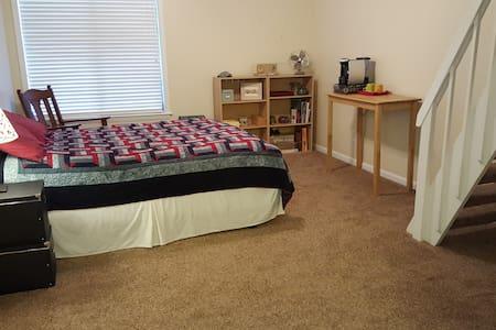 Private Room, convenient location! - หาดเวอร์จิเนีย - อพาร์ทเมนท์