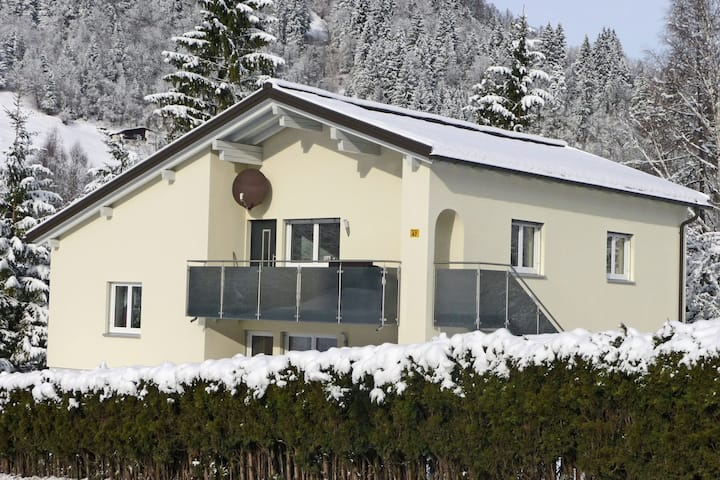 Lovely Apartment in Bürserberg Austria with Terrace