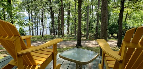 Lakeview Cabin,  Gorgeous Views, Cool Breezes