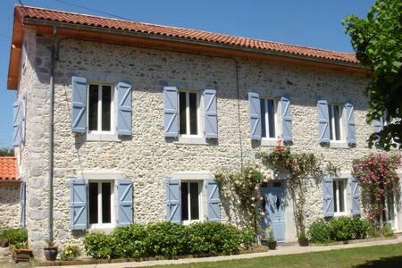 gite 2/4 pers. au pied  de la Garonne et Pyrénées - Gourdan-Polignan - Departamento